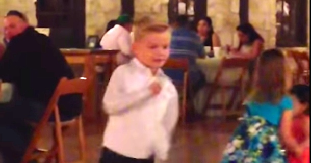 This Kid's Dance Moves Put Michael Jackson's To Shame